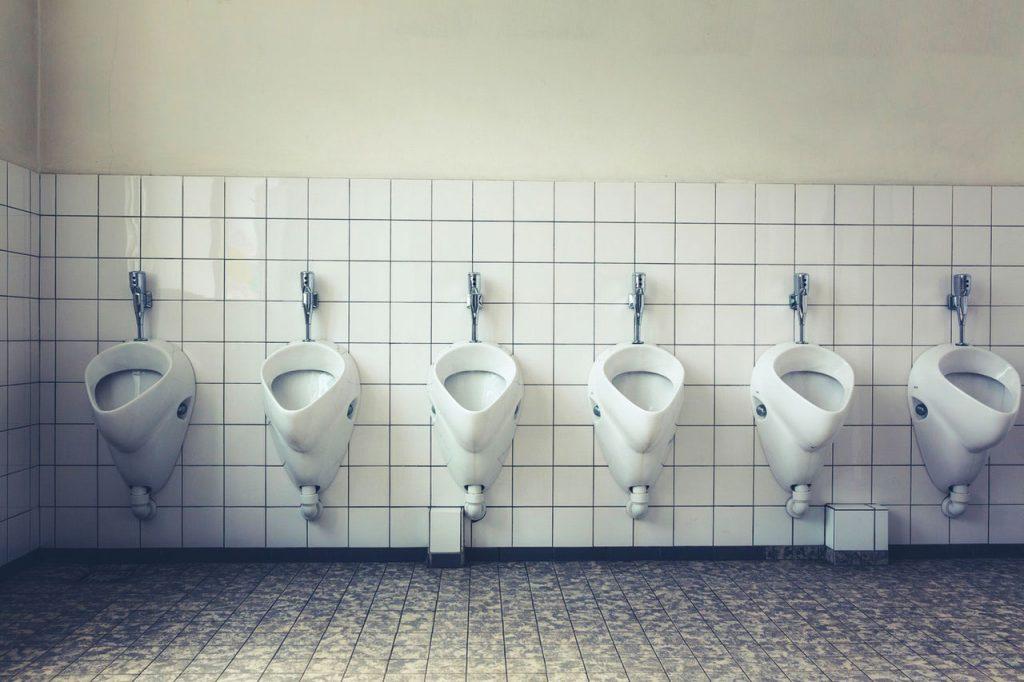 prostate-urinals